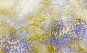 Tournesol - 900mm x 700mm - Sold